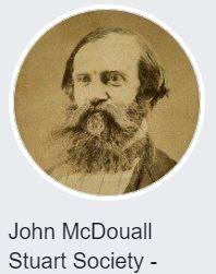 John McDouall Stuart Society